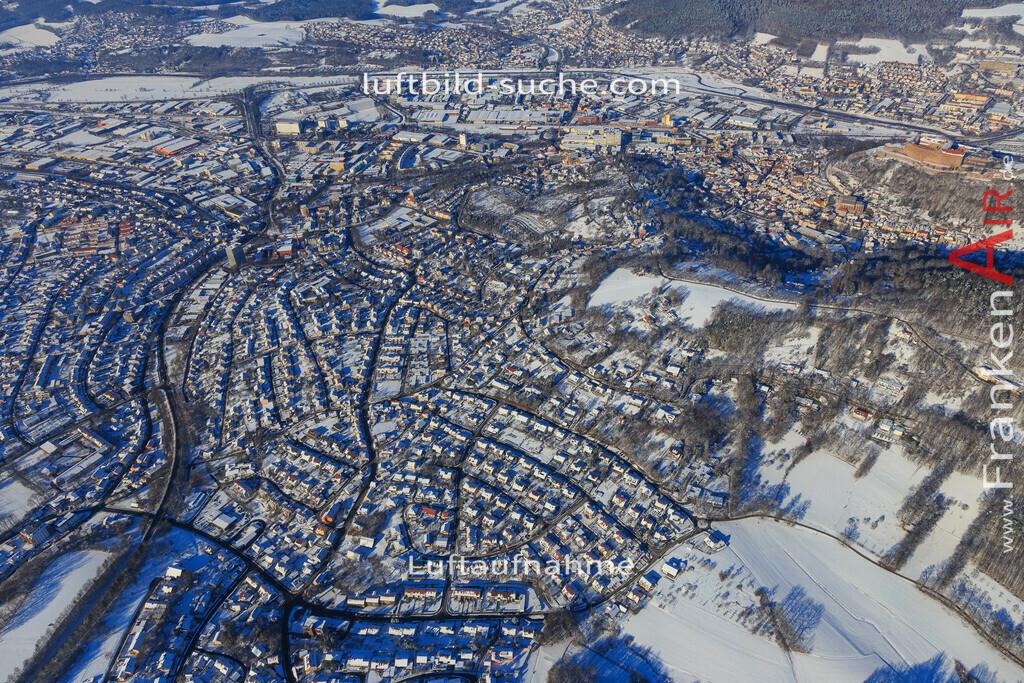 kulmbach-2016-3116   Luftbild von  Kulmbach - Luftaufnahme wurde 2016 von https://frankenair.de mittels Flugzeug (keine Drohne) erstellt - die Geschenkidee