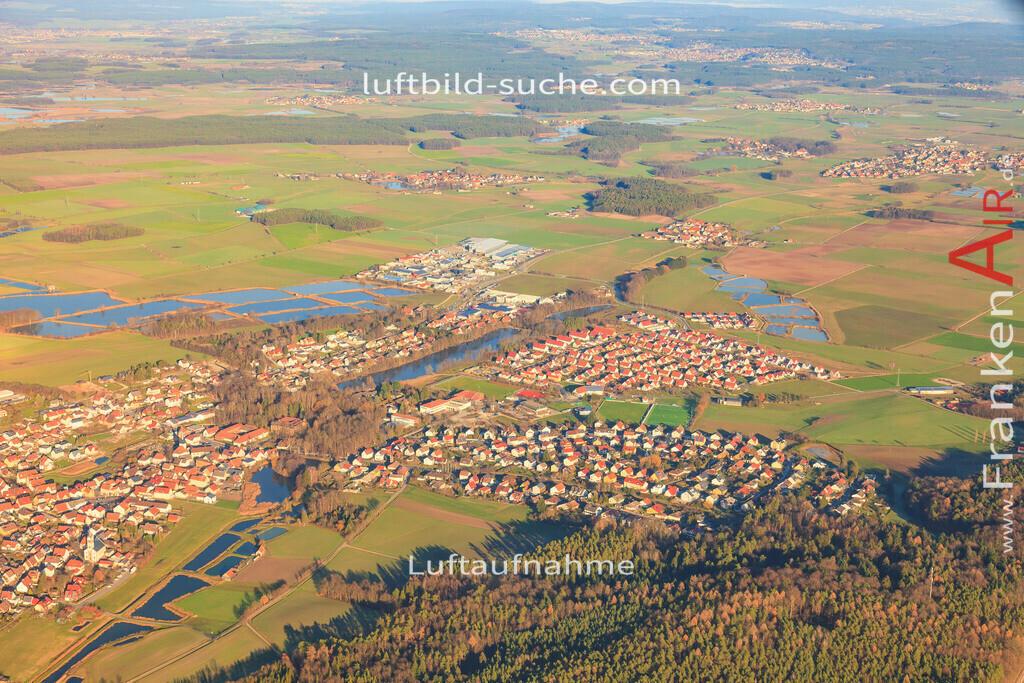 luftbild-weisendorf-2015-5809 | Luftbild von  Weisendorf - Luftaufnahme wurde 2015 von https://frankenair.de mittels Flugzeug (keine Drohne) erstellt - die Geschenkidee