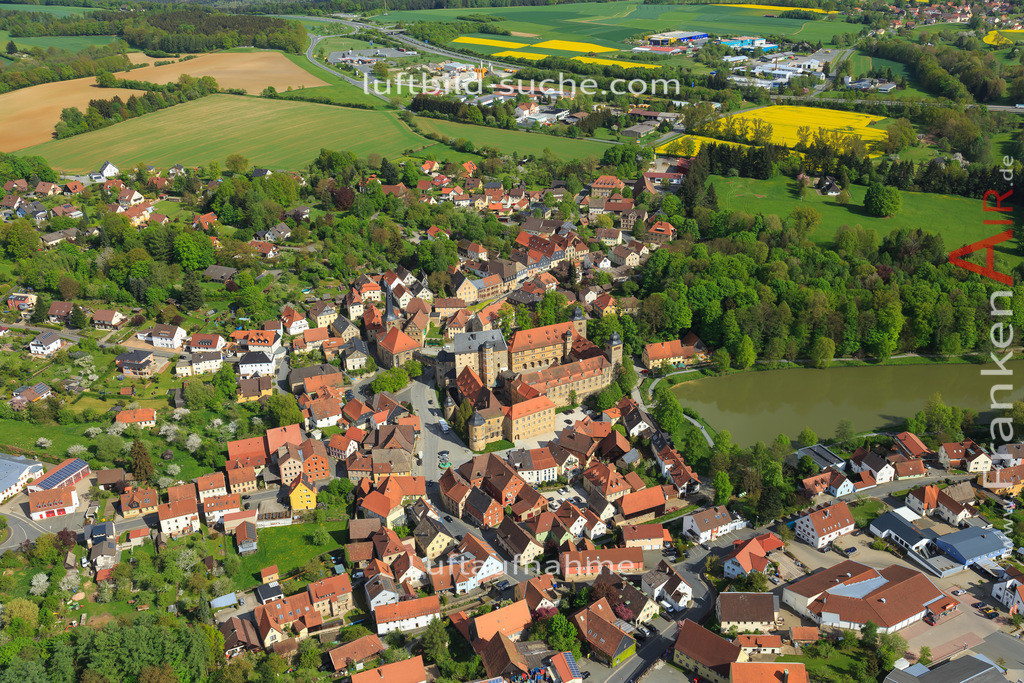 thurnau-2015-149 | Luftbild von  Thurnau - Luftaufnahme wurde 2015 von https://frankenair.de mittels Flugzeug (keine Drohne) erstellt - die Geschenkidee