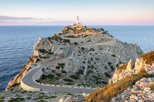 Abendsonne am Far de Formentor auf Mallorca | Abendsonne am Far de Formentor auf Mallorca