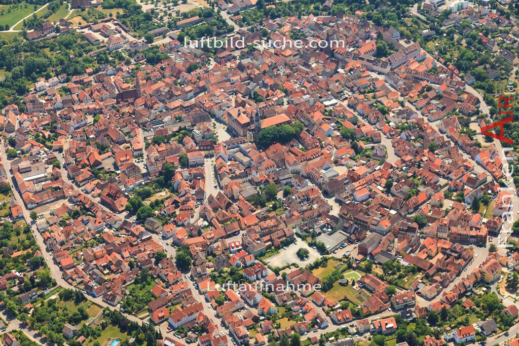 altstadt-bad-windsheim-2015-1398 | Luftbild von Altstadt Bad-windsheim - Luftaufnahme wurde 2015 von https://frankenair.de mittels Flugzeug (keine Drohne) erstellt - die Geschenkidee