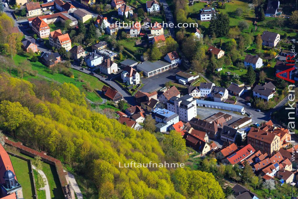 kulmbach-2016-3232   Luftbild von  Kulmbach - Luftaufnahme wurde 2016 von https://frankenair.de mittels Flugzeug (keine Drohne) erstellt - die Geschenkidee