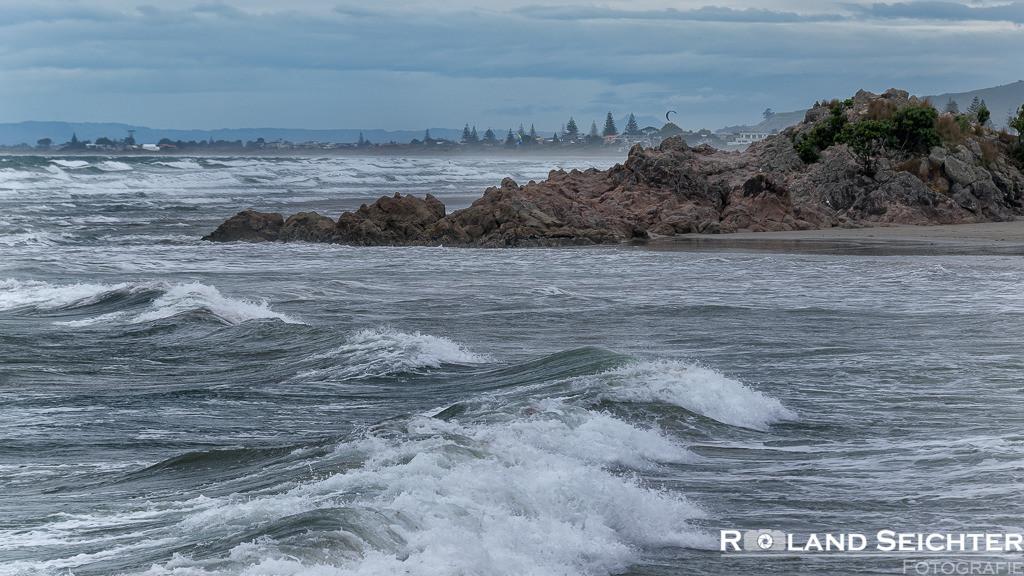 Newzealand Coastline