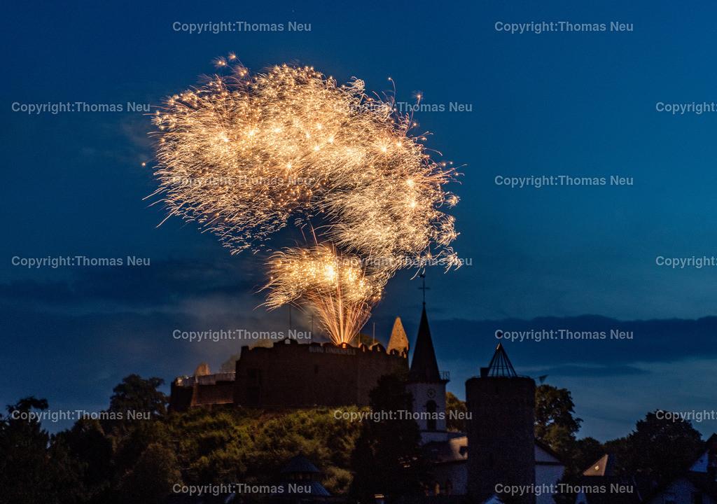 DSC_8595 | Lindenfels, Burgfest Startschuss mit Lampionumzug und Feuerwerk, ,, Bild: Thomas Neu