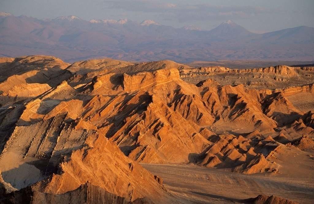 JT-040802-149.JPG | Chile Atacama Wüste, Valle de la luna, Sanddüne, Gebirge,