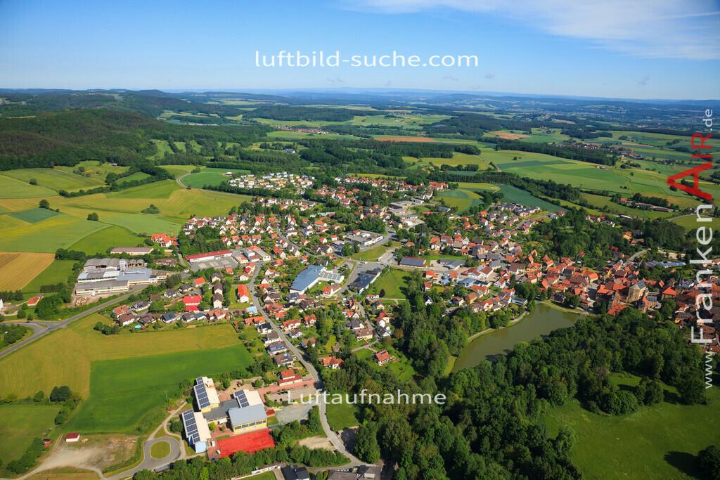 luftbild-thurnau-2014-2960 | Luftbild von  Thurnau - Luftaufnahme wurde 2014 von https://frankenair.de mittels Flugzeug (keine Drohne) erstellt - die Geschenkidee
