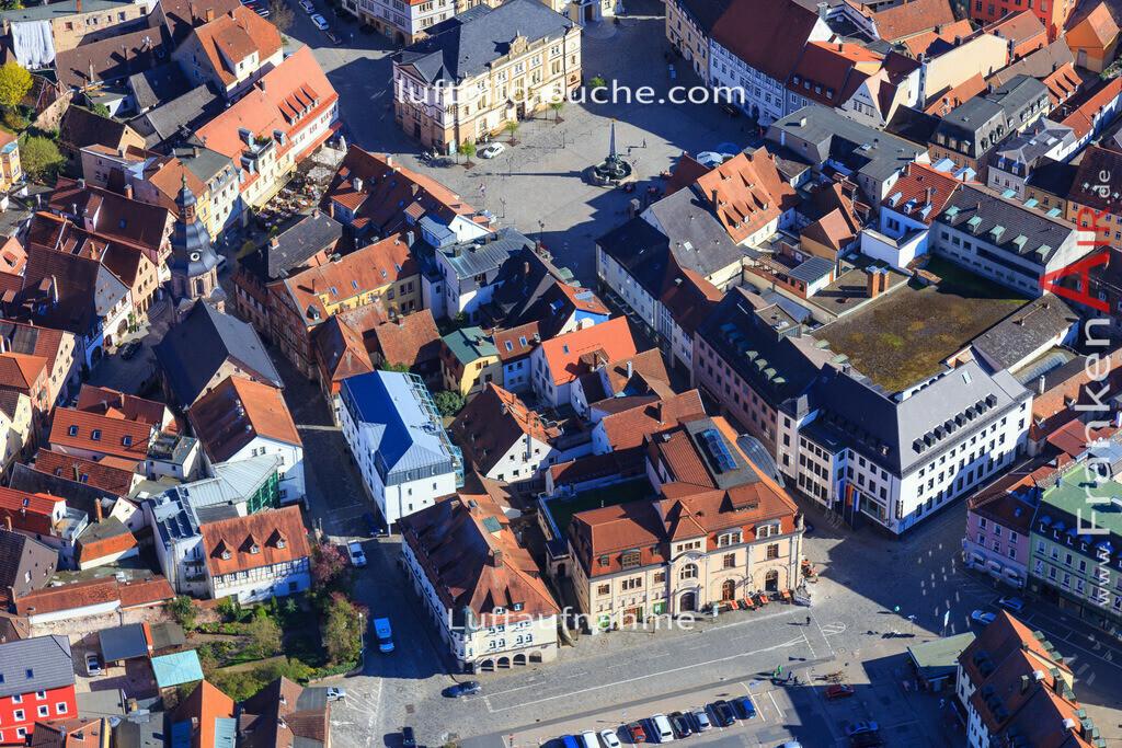 kulmbach-2016-3227 | Luftbild von  Kulmbach - Luftaufnahme wurde 2016 von https://frankenair.de mittels Flugzeug (keine Drohne) erstellt - die Geschenkidee