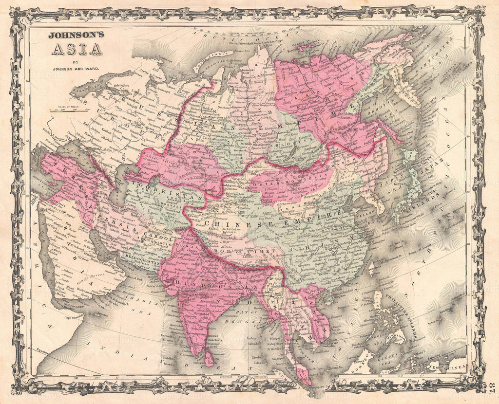 1862_Johnson_Map_of_Asia