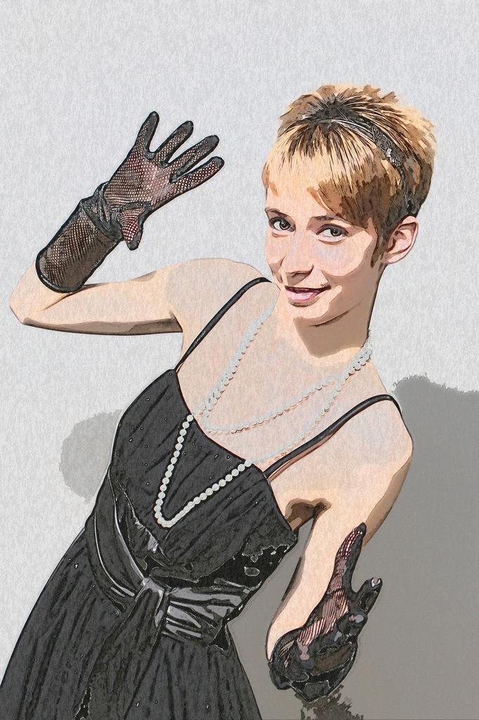 Handschuh Lady Bild 011