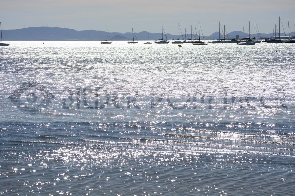 Bilder vom Meer als Wandbild Meer | Kaufen Sie das Glitzern der Sonne auf dem Meer als Wandbild Meer