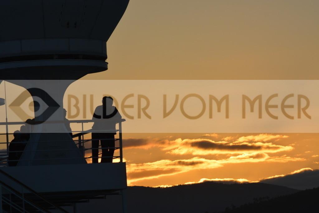 Fotoausstellung Bilder vom Meer   Sonnenuntergang in der Karibik