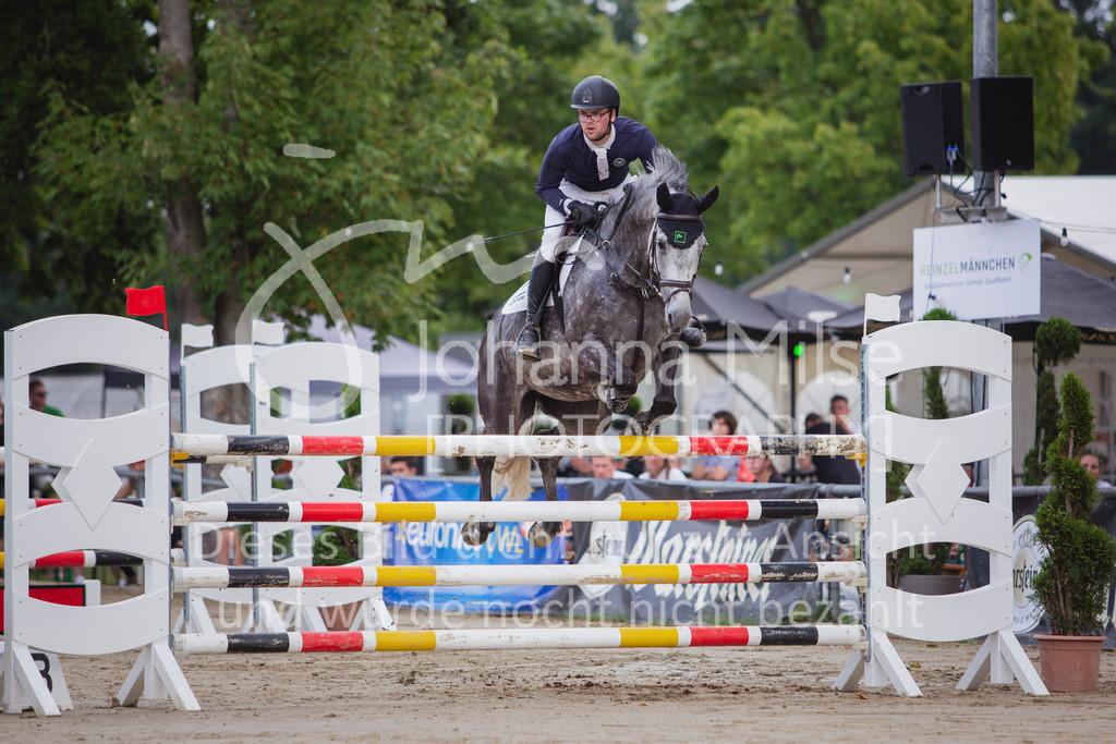 200821_Delbrück_Youngster-M-605 | Delbrück Masters 2020 Springprüfung Kl. M* Youngster Springen 6-8jährige Pferde