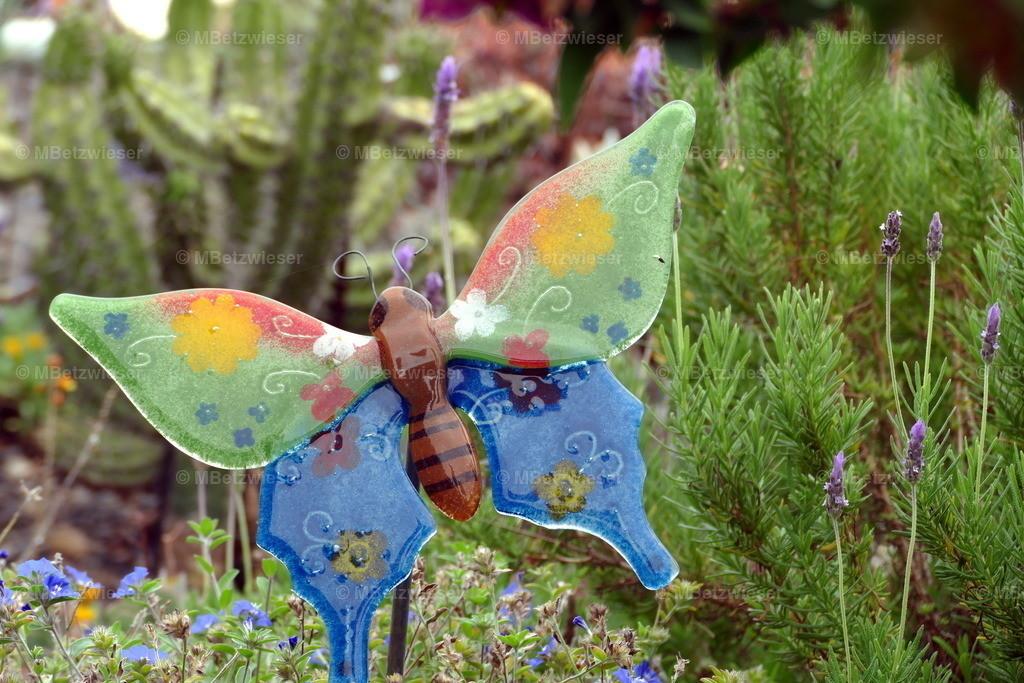 P1010616   Schmetterling aus Glas