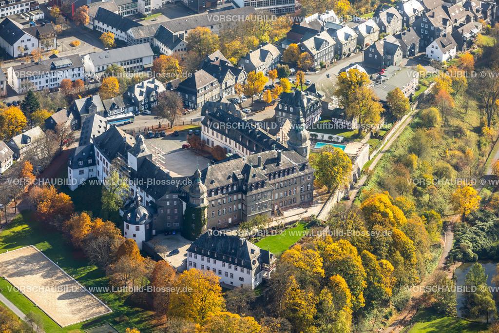 BadBerleburg17102125 | Schloß Berleburg, Schloss-Schänke, Goldener Oktober, indian summer, Schlosspark, Herbatlaub, Herbststimmung,  Bad Berleburg, Sauerland, Nordrhein-Westfalen, Deutschland
