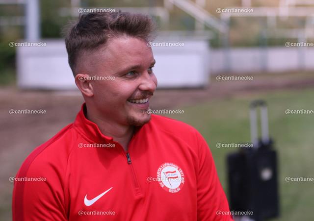 2021-07-10 019b   Lukas Rehbein; SV Sparta