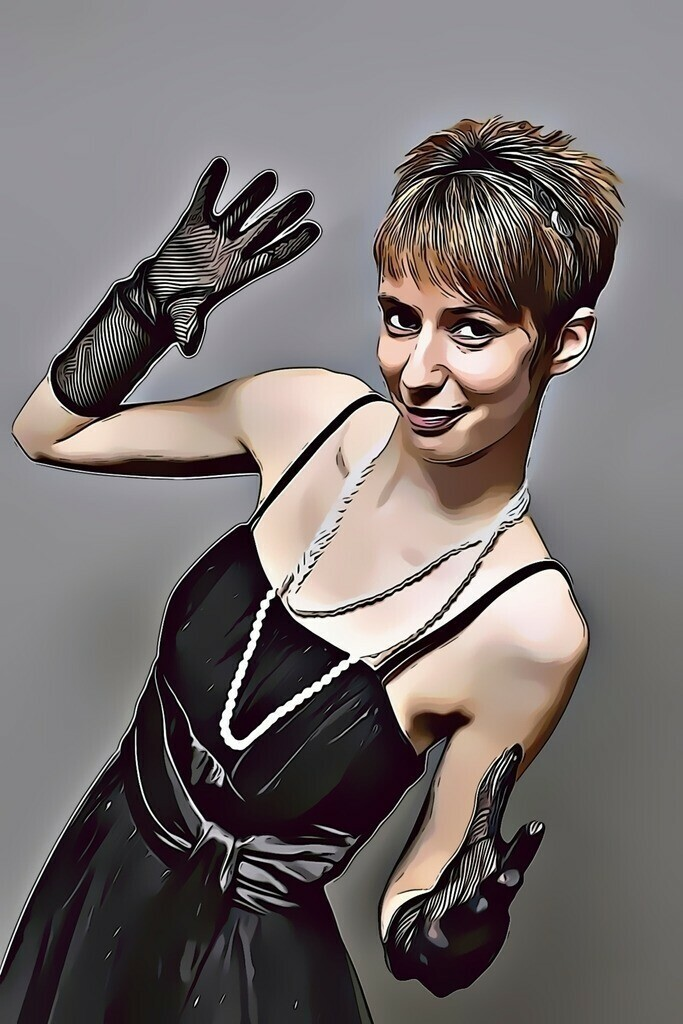 Handschuh Lady Bild 019