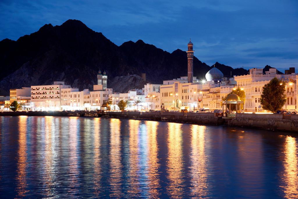 Altstadt | Oman, Altstadt von Muskat,