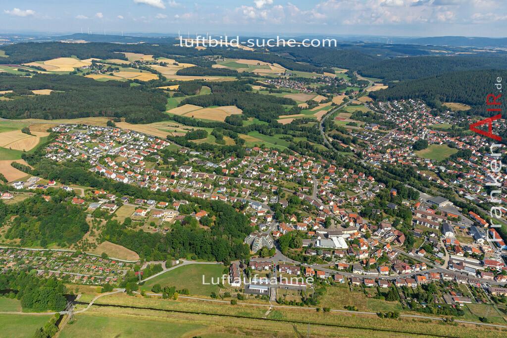 petzmannsberg-19-526 | aktuelles Luftbild von Petzmannsberg   - Luftaufnahme wurde 2019 von https://frankenair.de mittels Flugzeug (keine Drohne) erstellt.