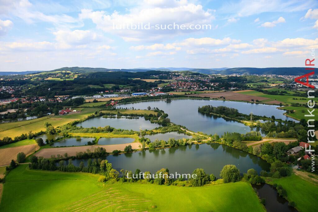 luftbild-kulmbach-2009-1457   Luftbild von  Kulmbach - Luftaufnahme wurde 2009 von https://frankenair.de mittels Flugzeug (keine Drohne) erstellt - die Geschenkidee