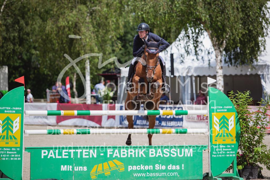 200726_Wohlde_M2-Springen-122 | Late Entry Wohlde Pedersen Sporthorses 26.07.2020 Springprüfung Kl. M** 7jährig + ält. Pferde