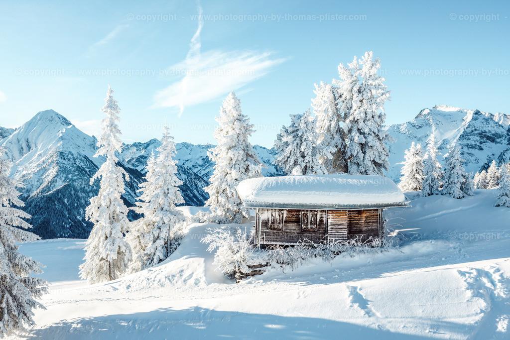 Tiefster Winter am Penken-1