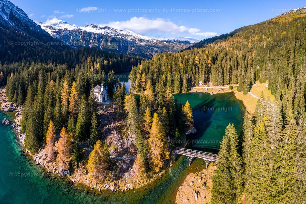 Obernberger See im Herbst-1