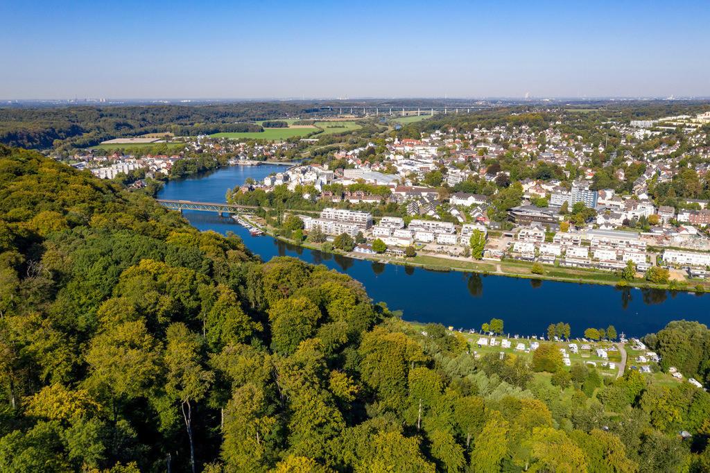 JT-180918-006 | Essen Kettwig, Ruhrstausee, Ruhr,