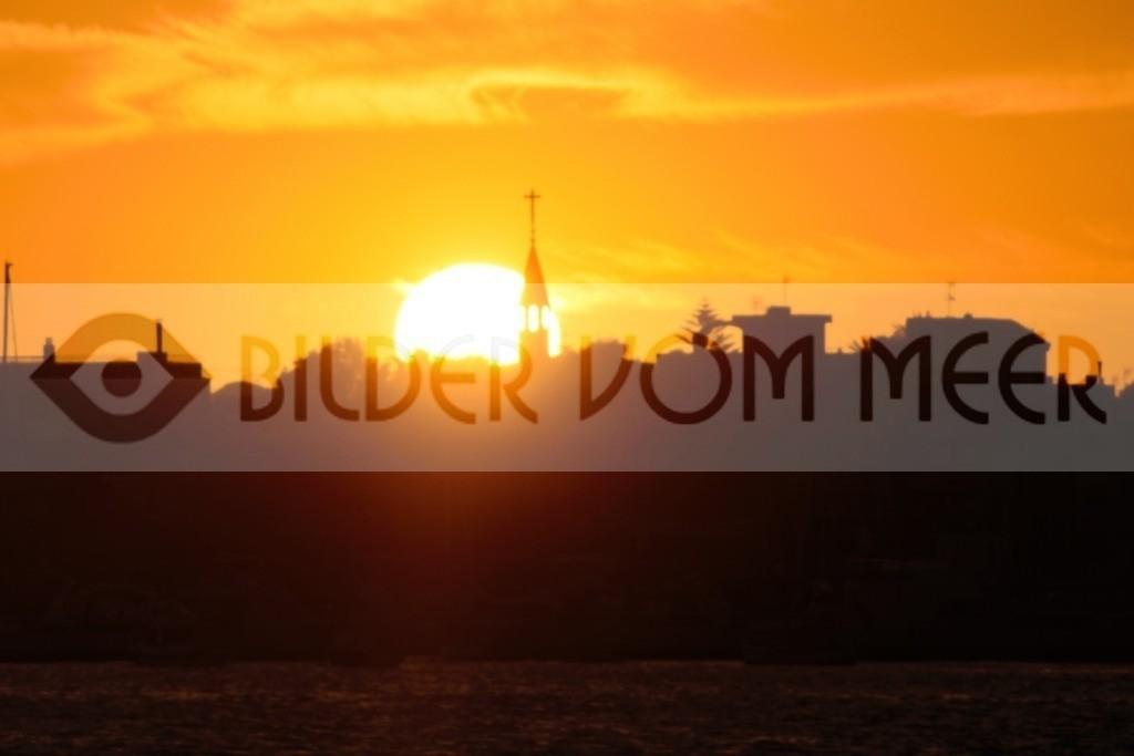 Bilder Sonnenuntergang | Sonnenuntergang Bilder am Mar Menor, Spanien