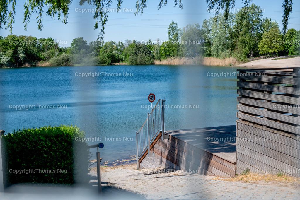 DSC_8755 | Bensheim, Badesee, Still ruht der See,  ,, Bild: Thomas Neu