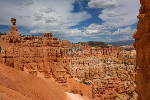 Utah Bryce Canyon | USA, USA, Utah, 03.08.2012, Utah Bryce Canyon, © 2012 Christoph Hermann, Bild-Kunst Urheber 707707
