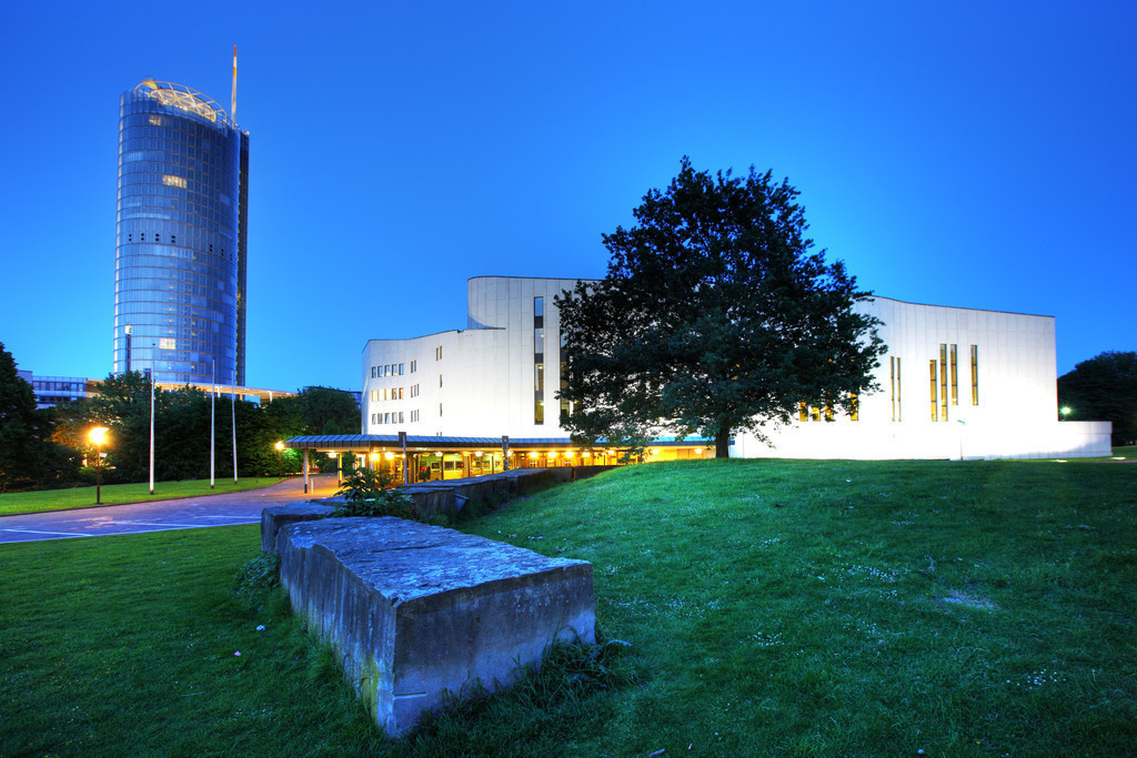 JT-080521-3008 | Aalto Theater, Opernhaus, RWE Turm,  Essen
