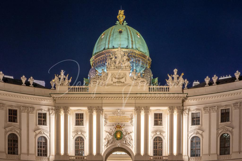 Michaelerplatz | Der wunderschöne Michaelerplatz in Wien