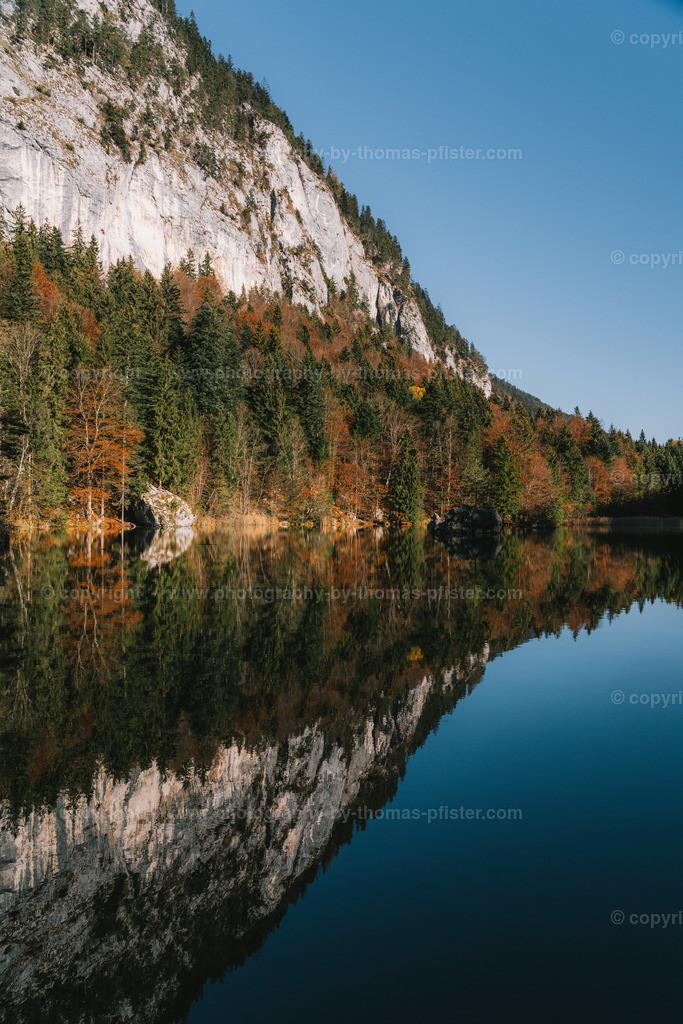 Herbst am Bergelsteiner See-4