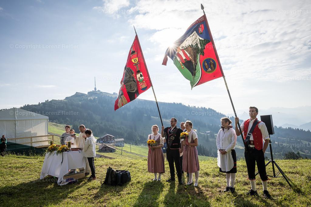 Schwingen -  Rigi Schwinget 2019 | Rigi Staffel, 14.7.19, Schwingen - Rigi Schwinget. (Lorenz Reifler)