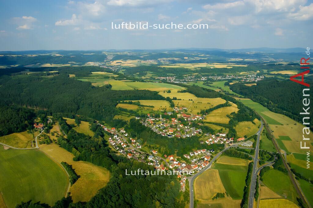 kauernburg-kulmbach-2008-539 | Luftbild von Kauernburg Kulmbach - Luftaufnahme wurde 2008 von https://frankenair.de mittels Flugzeug (keine Drohne) erstellt - die Geschenkidee
