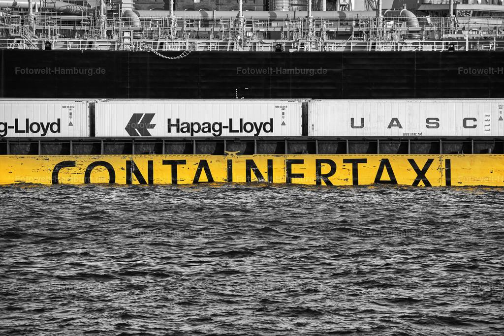 10210712 - Containertaxi | Containertaxi im Hamburger Hafen