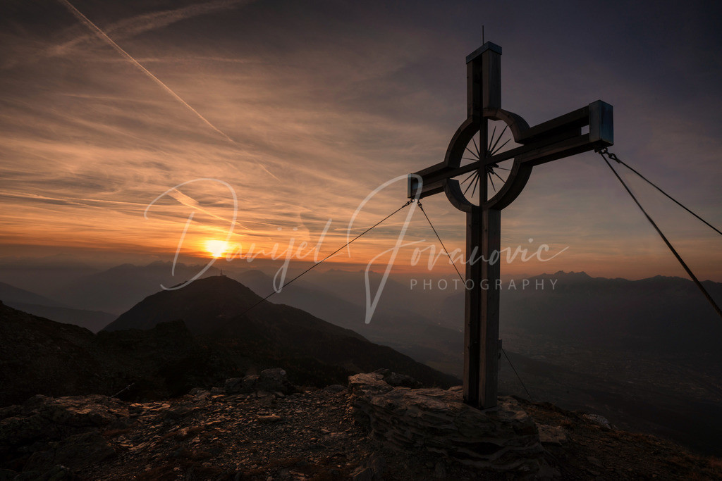 Neunerspitze | Sonnenuntergang auf der Neunerspitze