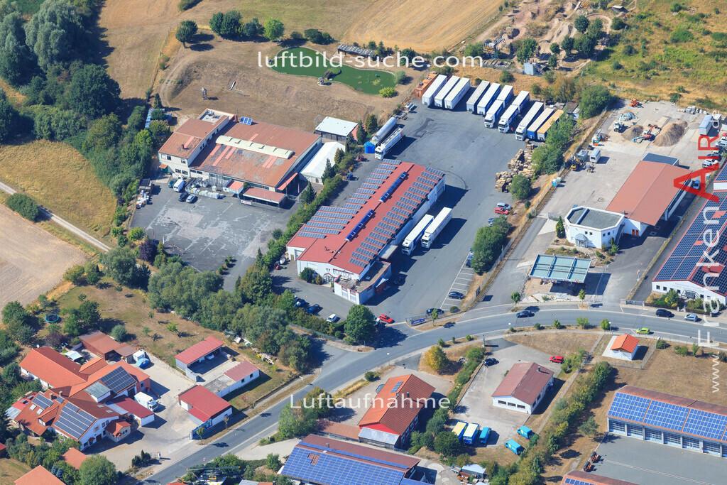 luftbild-neustadt-2015-5000 | Luftbild von  Neustadt - Luftaufnahme wurde 2015 von https://frankenair.de mittels Flugzeug (keine Drohne) erstellt - die Geschenkidee