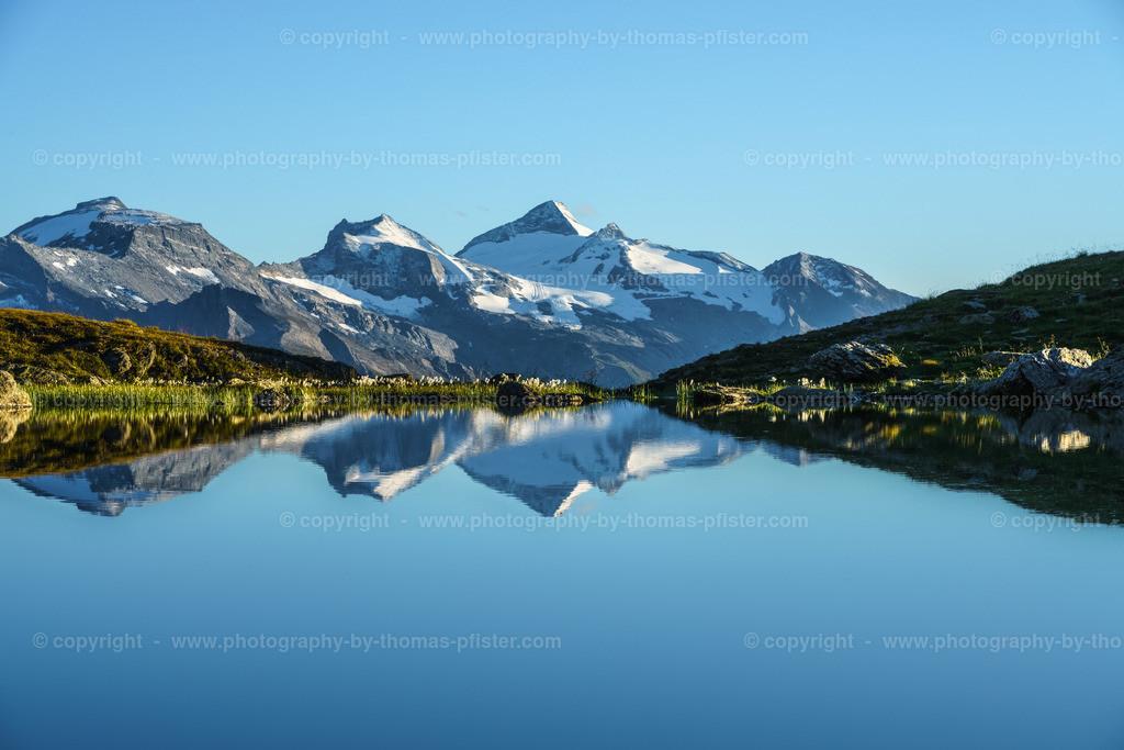 Rastkogelseen mit Blick auf den Hintertuxer Gletscher-4