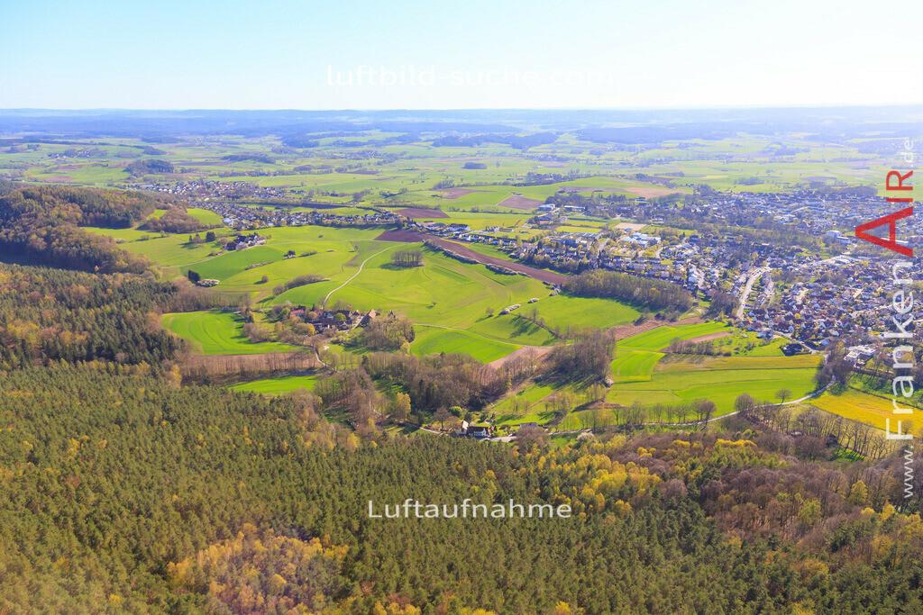 kulmbach-2016-3236 | Luftbild von  Kulmbach - Luftaufnahme wurde 2016 von https://frankenair.de mittels Flugzeug (keine Drohne) erstellt - die Geschenkidee