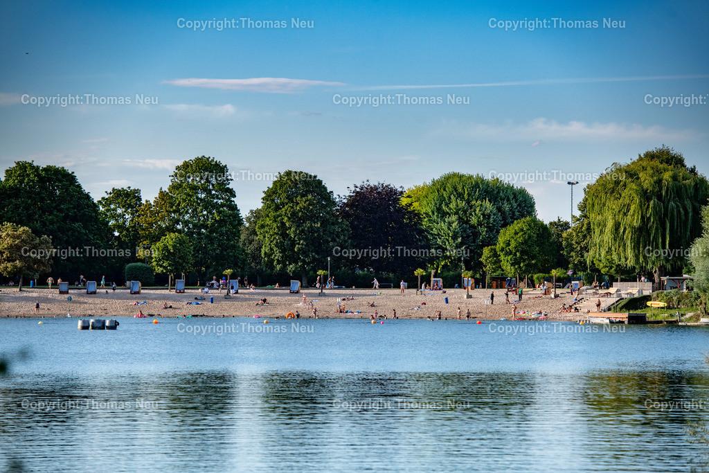DSC_3402 | Bensheim, Badesee, Impressionen vom Südufer des See aus fotografiert an den nördlichen Badestrand, ,, Bild: Thomas Neu