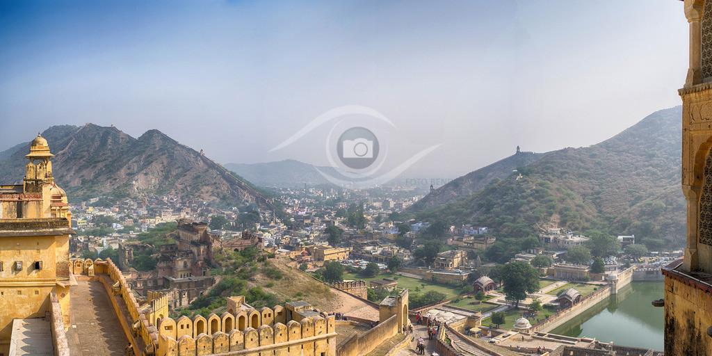 Indien_ Fort Amber