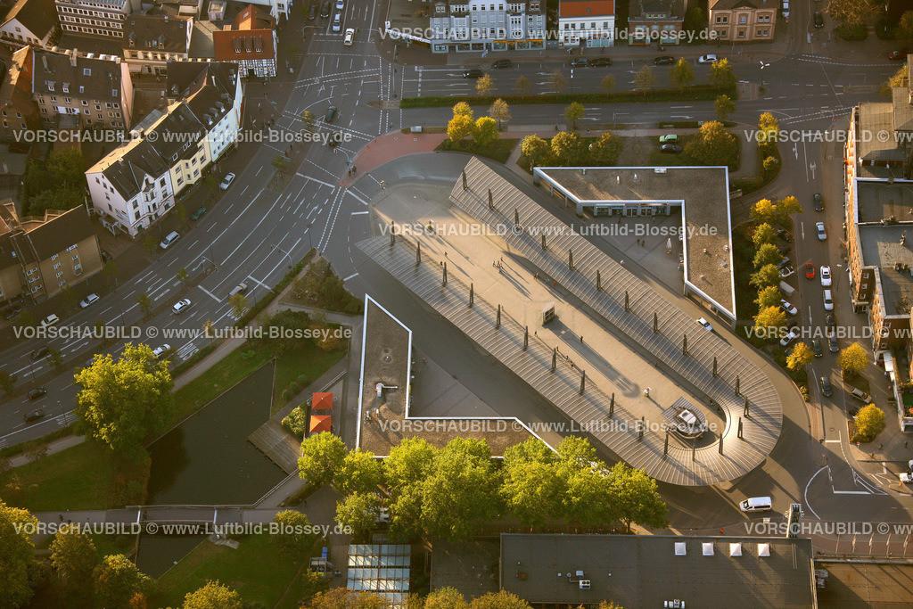RE11101581 | Busbahnhof am Hauptbahnhof Recklinghausen,  Recklinghausen, Ruhrgebiet, Nordrhein-Westfalen, Deutschland, Europa