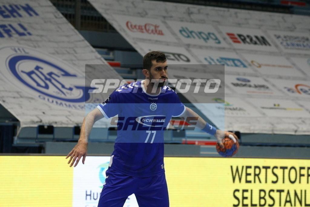 VFL Gummersbach - HSV Hamburg | Janko Bozovic - © by Sportfoto-Sale.de