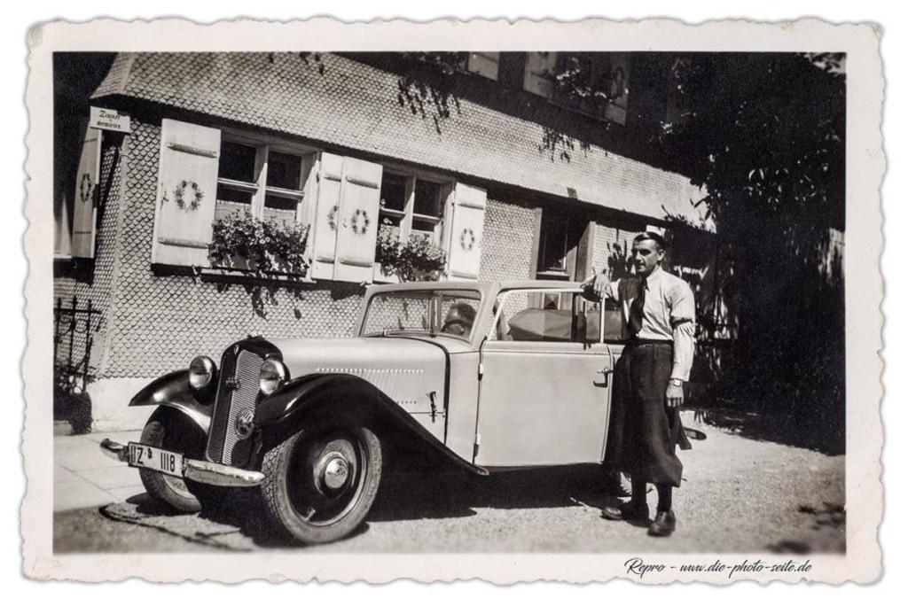 DKW F5 - 1936