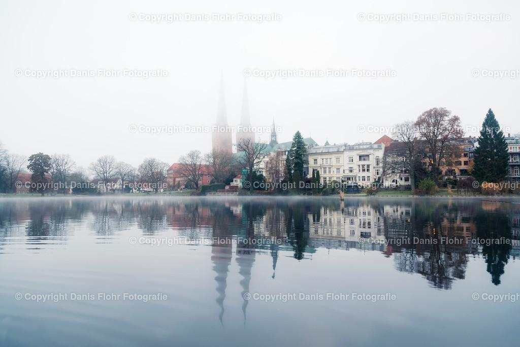 Lübeck Nebeldom