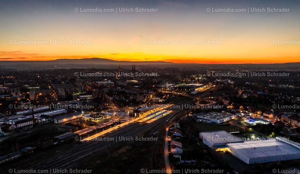 10049-50182 - Abend über Halberstadt