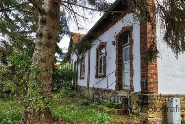 Leutehaus | Die Leutehäuser entstanden Anfang des 20. Jahrhunderts in der Nähe des Söder Heidekruges an der B243