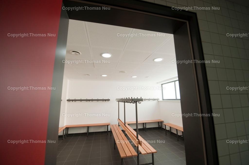 _D7N0011 | 0909,neue Turnhalle Goethegymnasium Bensheim, Bild: Thomas Neu