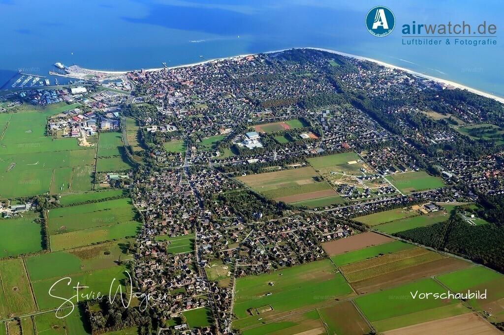 Luftbilder Insel Foehr, Wyk auf Foehr  | Insel Foehr, Wyk auf Foehr  - Grosse Digitalfotos gibt es auf www.airwatch.de/Photogalerie